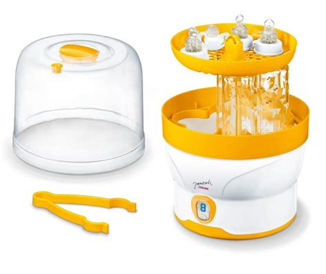 beurer baby bottle feeder steam sterilizer by76 price in