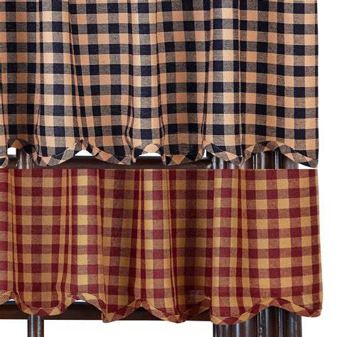 Primitive Country Curtains Country Valances For Kitchen Gallery Also Primitive Curtains And Images Trooque