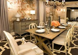 Dining Room Decorating Ideas Modern Vintage Dining Room Room Decorating Ideas Amp Home