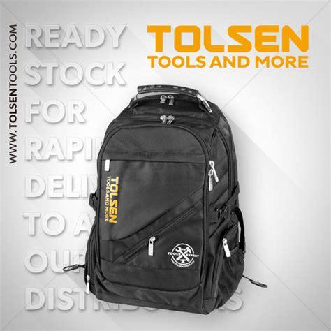 Tool Bag Tolsen backpack tolsen tools