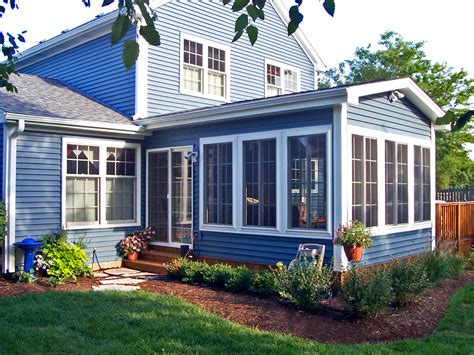 Sunrooms And Additions Understanding The Difference Between Screened Porches