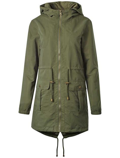 green parka coat covu clothing