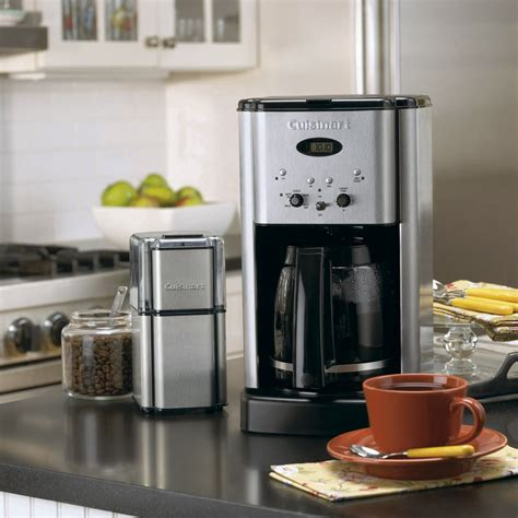 DCC 1200   Brew Central? 12 Cup Programmable Coffeemaker   Coffee Makers   Products   Cuisinart.com
