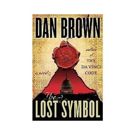The Lost Symbol Hc Dan Brown the lost symbol hardcover by dan brown target