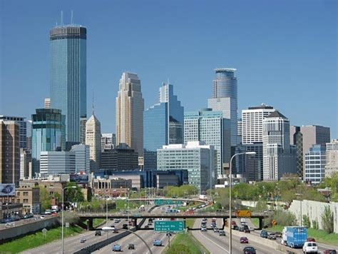 Minneapolis is the largest city in the state of minnesota and the 48