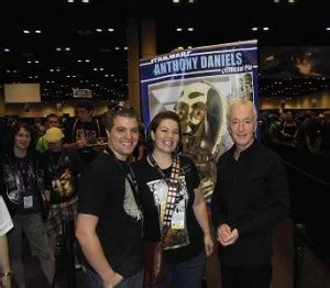 anthony daniels roles anthony daniels reflects on his role of c3po in the quot star