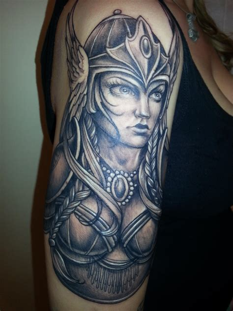 valkyries tattoo google search tatoos pinterest
