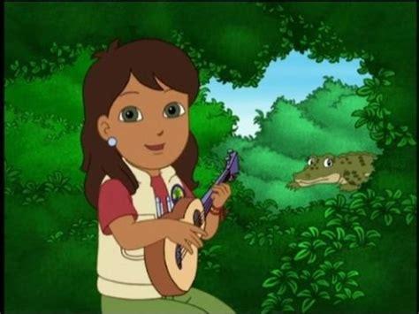 go, diego, go alicia saves the crocodiles! youtube