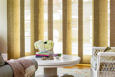 blinds and curtain ideas decorations the happy chateau replace vertical blinds