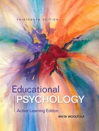 educational psychology with enhanced pearson etext leaf version access card package 13th edition educational psychology woolfolk 9780134240794