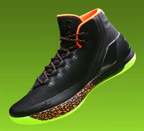 steph curry armour shoes armour curry 3 lights out sneaker bar