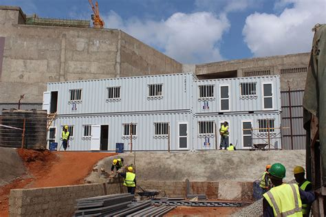 nairobi official site world class container offices for construction company in