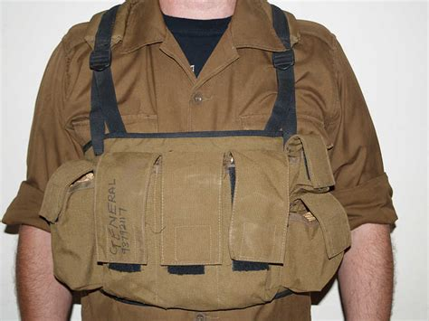 sadf pattern 70 web gear load bearing harness chest rig hybrid survivalist forum