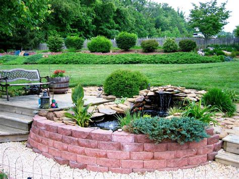 best backyards tell you re senses with backyard fountain garden great