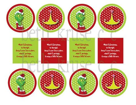 printable grinch ornaments 1307 best how the grinch stole christmas images on