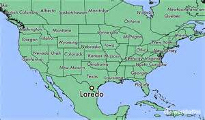 where is laredo on the map where is laredo tx where is laredo tx located in the