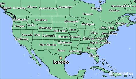 laredo texas map where is laredo tx laredo texas map worldatlas