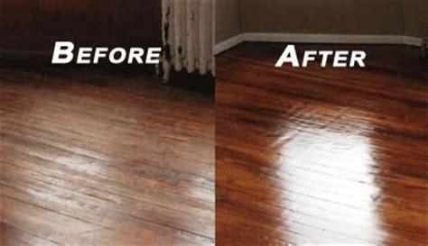 Buff and Recoat   Rochester Hardwood Floor