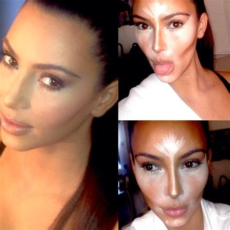 tutorial makeup contouring face contouring tutorial maquiagem pinterest