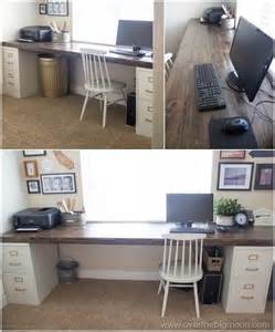 diy office desk ideas best 25 computer desks ideas on