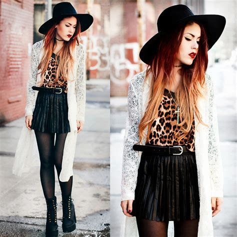lua perez garreaud from le happy interview eng sub lua p bloomingdale s top skirt leopard leather