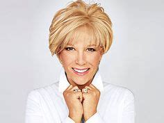 how to style hair like joan lunden hair style hair and hairstyles on pinterest