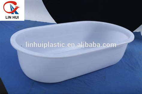 Baignoire Plastique Adulte by Complete Size Cheap Plastic Pe Portable Bathtub Mini