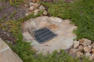 landscape drainage tips french drains santa barbara