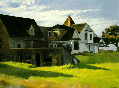 artist house webmuseum hopper edward landscapes