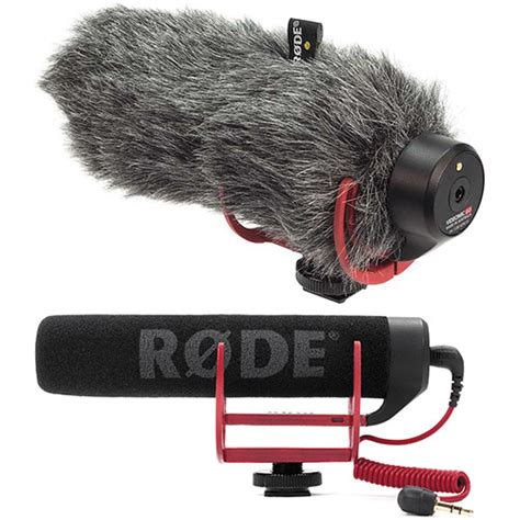 Rode Deadcat For Videomic Besar rode videomic go on shotgun microphone and deadcat vmp