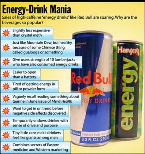 energy drink statistics top 5 energy drinks infographics infographics graphs net