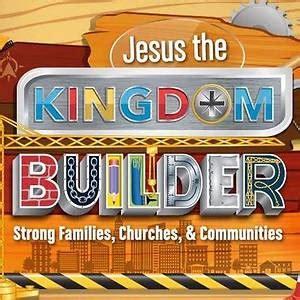 jesus the kingdom builder | vbs planning kit