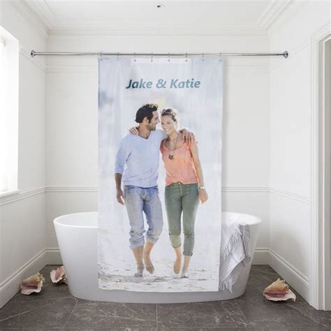 Personal Shower by Custom Shower Curtains Personalized Shower Curtains
