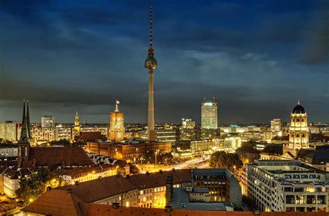 berlin city berlin city lights by klepper