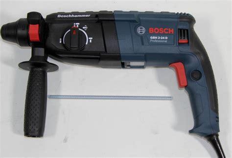 Bor Bosch Gbh 2 24 bosch gbh 2 24 d professional martello pneumatico con sds plus ebay
