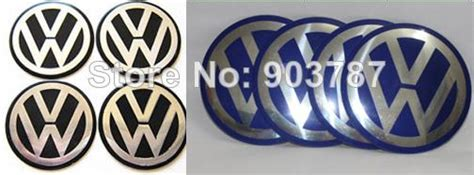 Vw Aufkleber 70mm by 2018 Alloy 3d Vw Wheel Center Cap Sticker 90mm 55mm 56mm