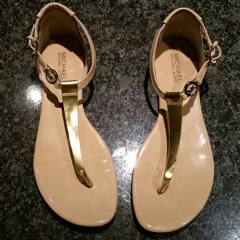 bridget sandals 70 michael kors shoes authentic michael by michael