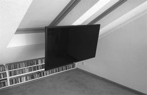 Slanted Ceiling Tv Mount tv mount
