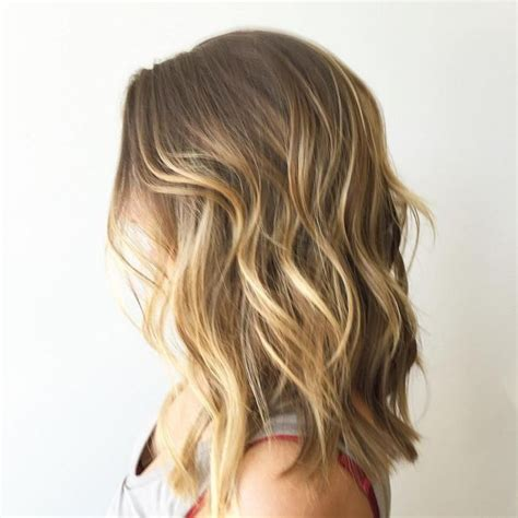 Lob With Soft Curl Hairstyle by Soft Layers Hair Curls Layered Lob And Hair