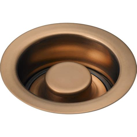 Kitchen Sink Flange by Delta 4 1 2 In Kitchen Sink Disposal And Flange Stopper