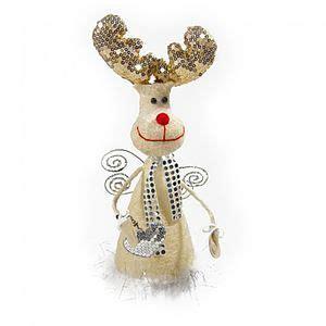 christmas tartan highland tree topper angel