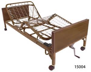 hospital bed frames buy semi electric bed with channel frame semi electric