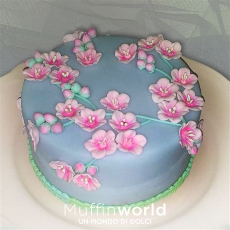 fiori per torte pin fiori pesco cake on