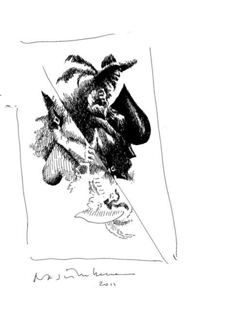 Il Visconte dimezzato, de Cellini à Zorro