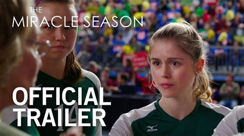 The Miracle Season Summary Trailer Helen Hunt The Miracle Season Tells Powerful Story Of Resilience