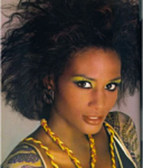 80 Black Hair Styles | 80s black hairstyles
