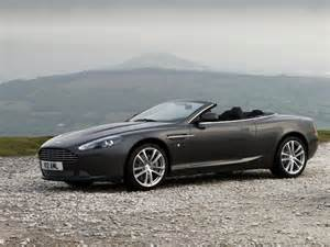 Aston Martin Cabrio Db9 Convertible 1st Generation Facelift Db9 Aston