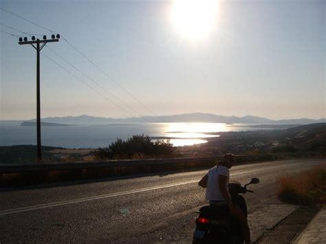 turisti per caso paros tramonto paros viaggi vacanze e turismo turisti per caso