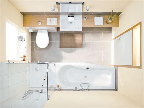 tipps für kleine bäder 4 quadratmeter bad ideen f 252 r kleine b 228 der