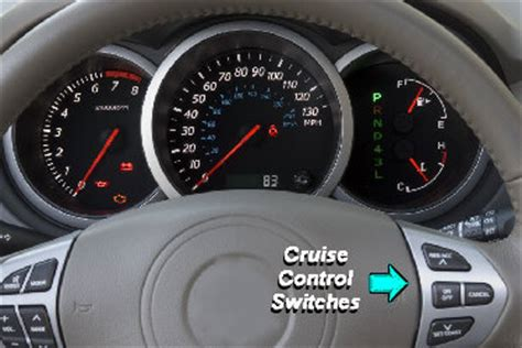 diagnose cruise control